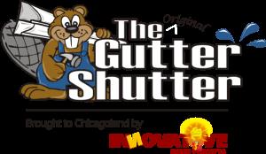 Gutter Shutter logo