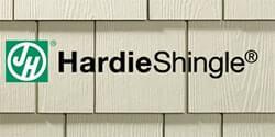hardie shingles