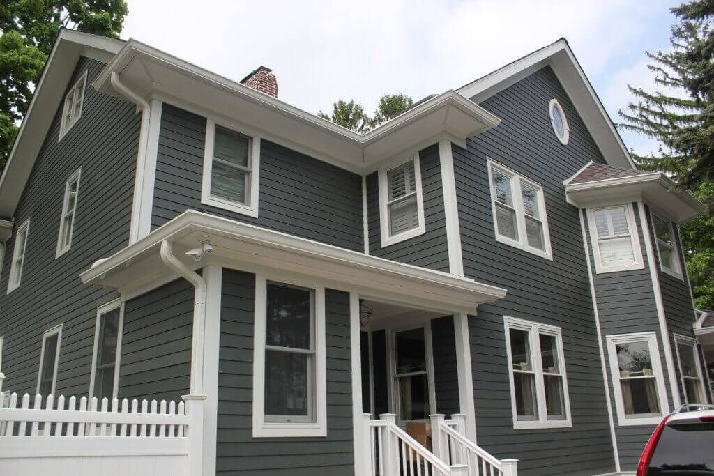 Replacement windows chicago siding chicago exterior experts James hardie cost