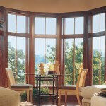 wood windows from Andersen and Pella