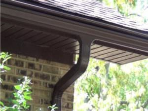 installation of gutter guards
