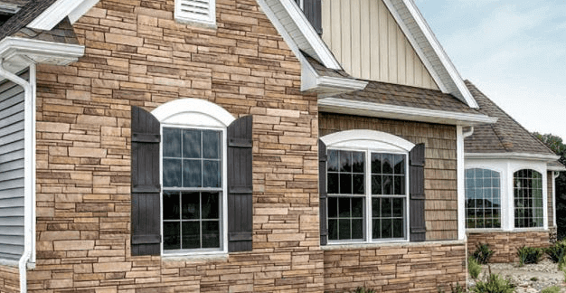 Best siding contractor in chicago innovative home concepts for Boral siding cost
