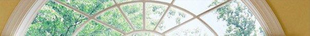 half round window