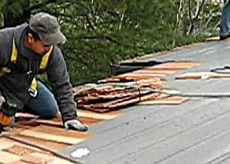 guys working on roof