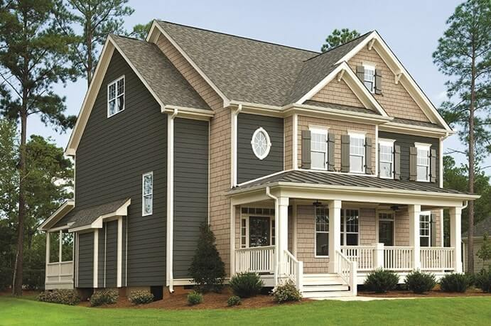 quality installation of vinyl siding