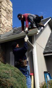 guys installing new gutters