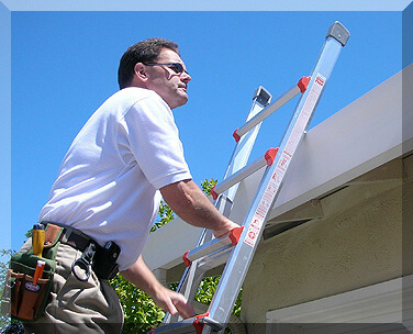 working with a managment company to inspect a HOA roof for hail damage
