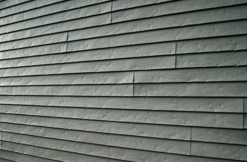 what hail damage to aluminum siding looks like