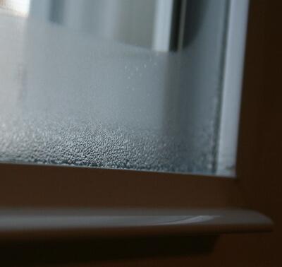 Vinyl Window Condensation