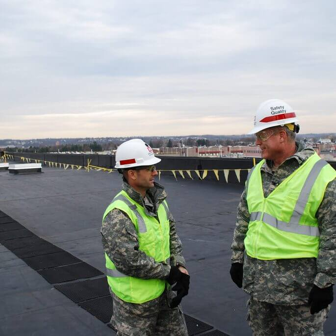 inspections and roof maintenance contracts